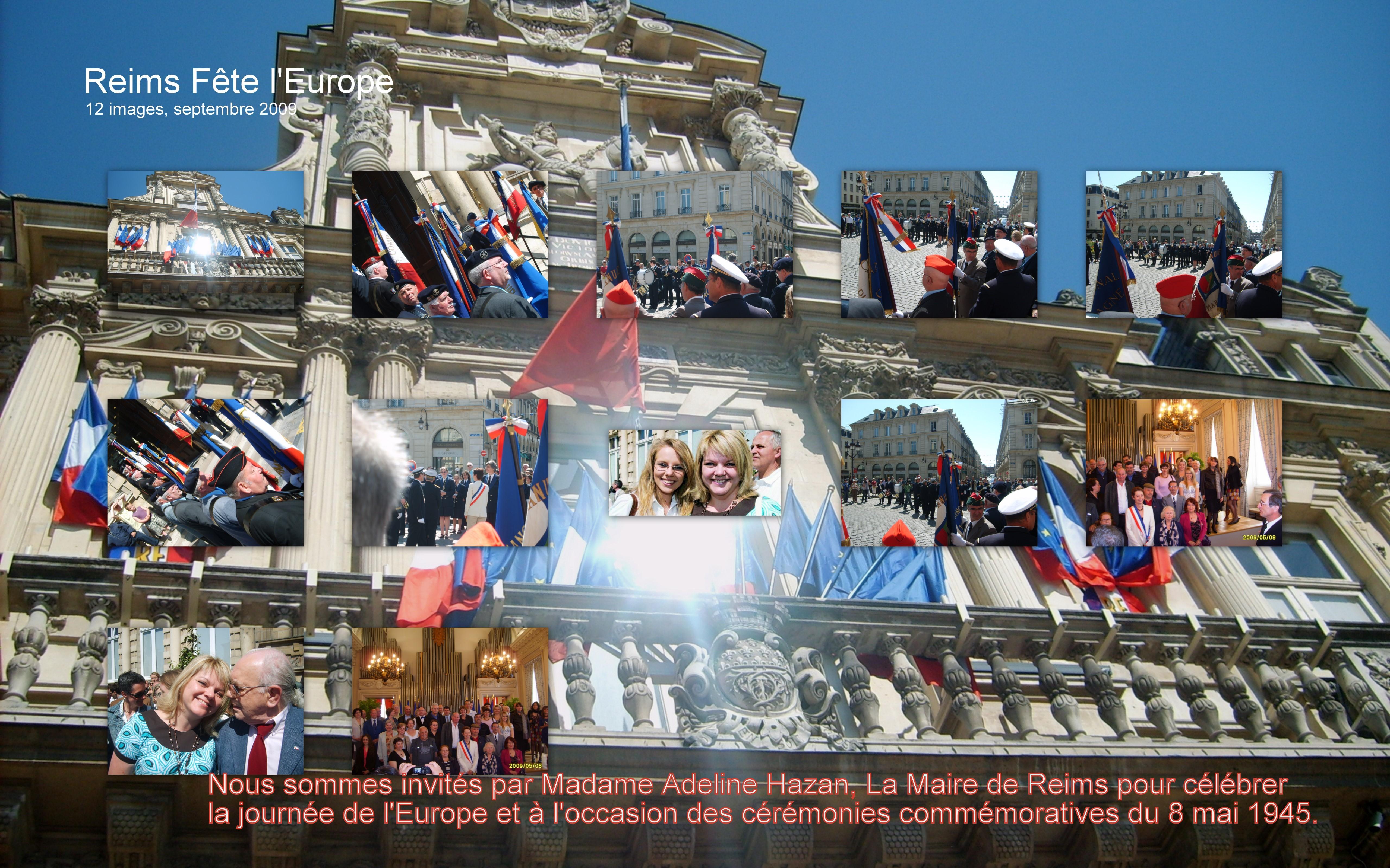 Reims Fête l'Europe
