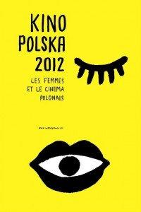 Affiche du festival Kinopolska 2012.