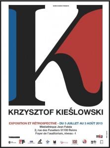 Krzysztof KIESLOWSKI - exposition et rétrospective.   dans Actualités kk-affiche-222x300