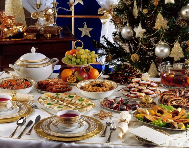 Polish Christmas Eve supper | POLISH FORUM ABOUT CULTURE, PEOPLE ...