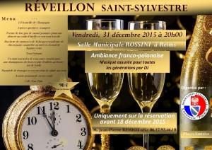 affiche St sylvestre 1